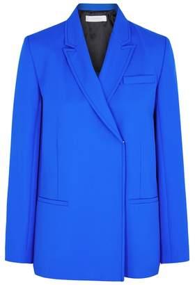 Victoria Beckham Victoria, Cobalt Blue Wool Blazer