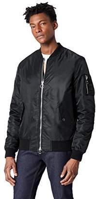 FIND Men's Bomber Jacket,Medium