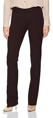 NYDJ Women's Ponte Knit Trouser Pants