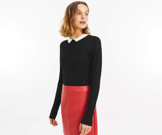 Oasis ALICE COLLAR KNIT