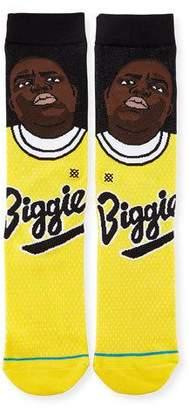 Stance Juicy Biggie-Print Socks