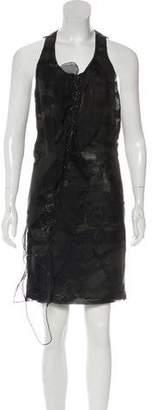 Barbara Bui Printed Shift Dress