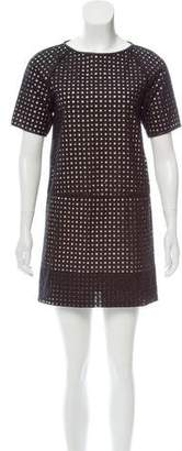 Tibi Mini Shift Dress