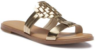 Cole Haan Findra Woven Leather Sandal
