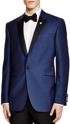 Ted Baker Jules Slim Fit Tuxedo Jacket $748 thestylecure.com