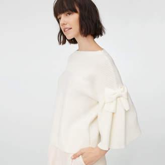 Club Monaco Millennie Bow Sweater