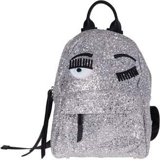 Chiara Ferragni Glitter Backpack