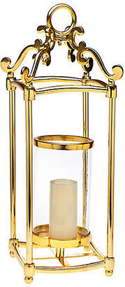 One Kings Lane Gregory Hurricane Centerpiece - Gold
