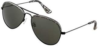 Santana Encore 004P Polarized Aviator Sunglasses