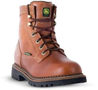 John Deere Logger Men's Waterproof Work Boots