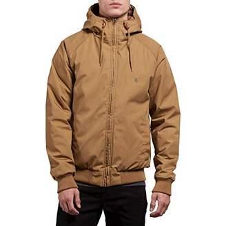 Volcom Men's Hernan Heavy Weight Hooded Jacket