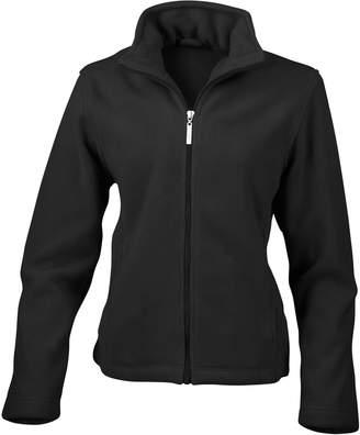 La Femme Result Ladies/Womens Semi-Micro Anti Pilling Fleece Jacket (S)