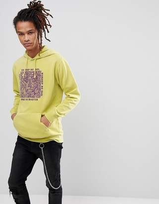 Obey Hoodie With No Master Print