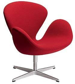 arne jacobsen Swan Chair™ - Fabric