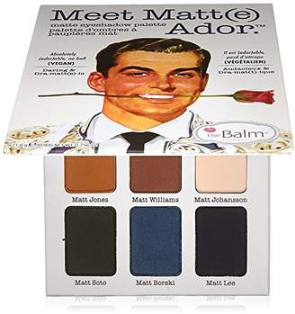 theBalm Cosmetics theBalm Meet Matte Ador Eye Shadow