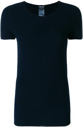 Giorgio Armani basic T-shirt