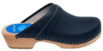Cape Clogs Solid Leather Clogs