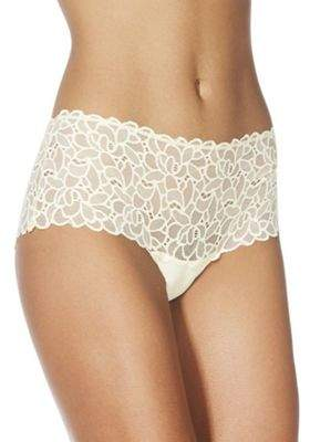 F&F Floral Galloon Lace Shorts 10