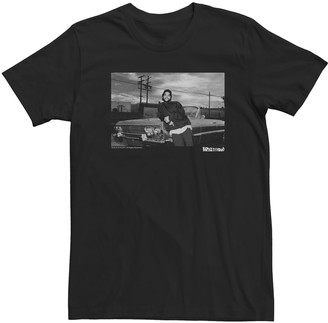 Licensed Character Men's Boyz In The Hood Candid Cube Tee