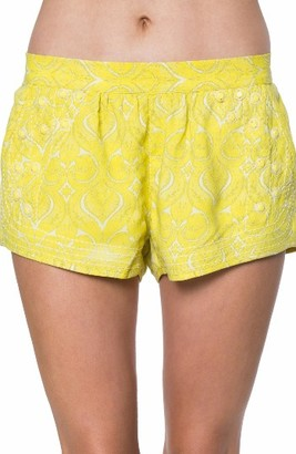Women's O'Neill Rowen Shorts $49.50 thestylecure.com