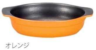 BACKYARD ノンスティック オーブンウェア オーバル ベーキング 23cm