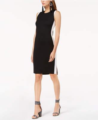 INC International Concepts I.n.c. Colorblocked Sheath Dress, Created for Macy's