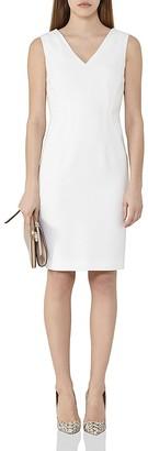 REISS Myla Tailored Dress $345 thestylecure.com