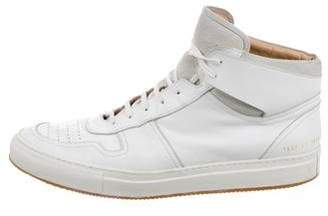 Common Projects Round-Toe High-Top Sneakers