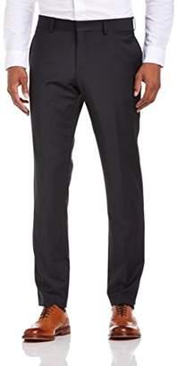 Esprit Men's 994EO2B916 Slim Fit Suit Trousers,(Manufacturer Size:90)