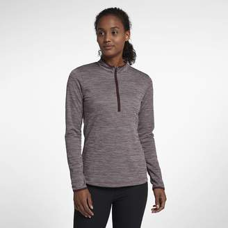 Nike Dry Women's Half Zip Golf Top