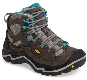 Women's Keen Durand Mid Waterproof Hiking Boot $179.95 thestylecure.com