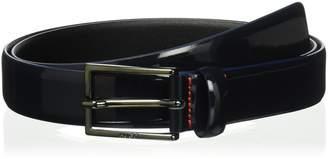 HUGO BOSS HUGO by Men's Gavrino Patent Leather Belt