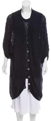 Malo Knit Cardigan Set