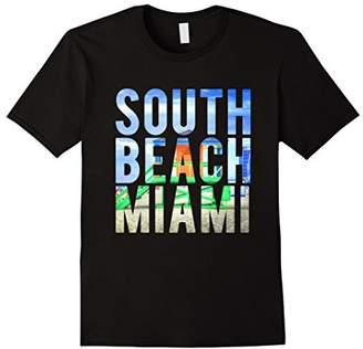 South Beach Miami Florida T-Shirt Sunny Beach Lifeguard