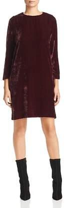 Marella Elba Velvet Shift Dress