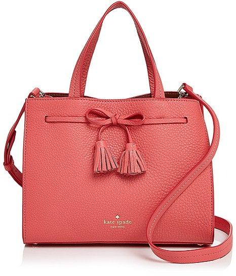 Kate Spade kate spade new york Hayes Street Isobel Small Leather Satchel