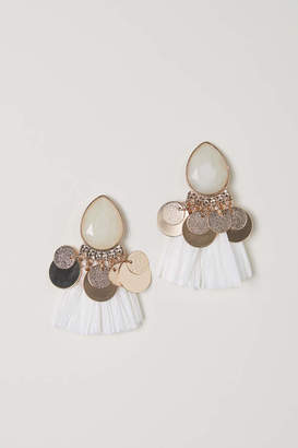 H&M Earrings - White - Women