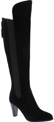 Adrienne Vittadini Footwear Women's Tex Motorcycle Boot $249 thestylecure.com