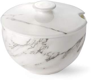 Dibbern Carrara Lidded Sugar Bowl