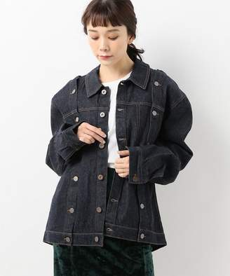 Journal Standard (ジャーナル スタンダード) - Journal Standard Delada Denim Jacket With Buttons And Bac