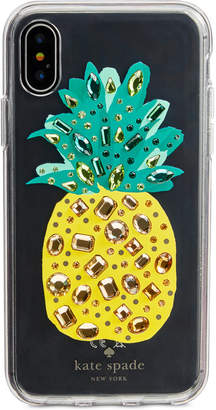 Kate Spade Jeweled Pineapple iPhone 8/8 Plus/X Case