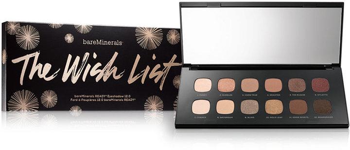bareMinerals The Wish List Ready® Eyeshadow 12.0 Palette