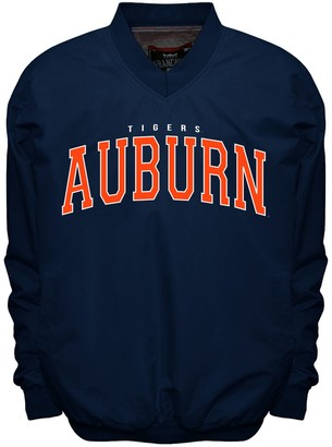 NCAA Men's Franchise Club Auburn Tigers Members Windbreaker Pullover