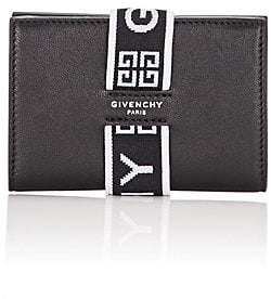 Givenchy Women's Leather Card Case - Black