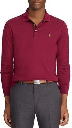 Polo Ralph Lauren Classic Fit Long-Sleeve Polo Shirt