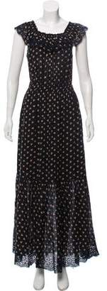 Ulla Johnson Floral Maxi Dress