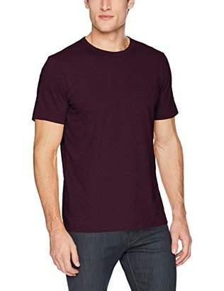 Theory Men's slub Cotton Essential Crew Neck T Shirt