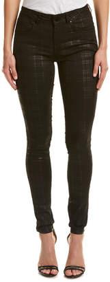 Karen Millen Black On Black Skinny Leg