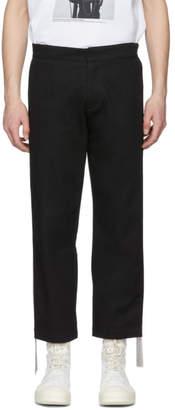 Kokon To Zai Black Side Chainmail Trousers