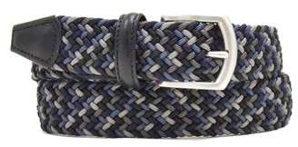 Andersons Anderson's Multi Woven Elastic Belt in Navy